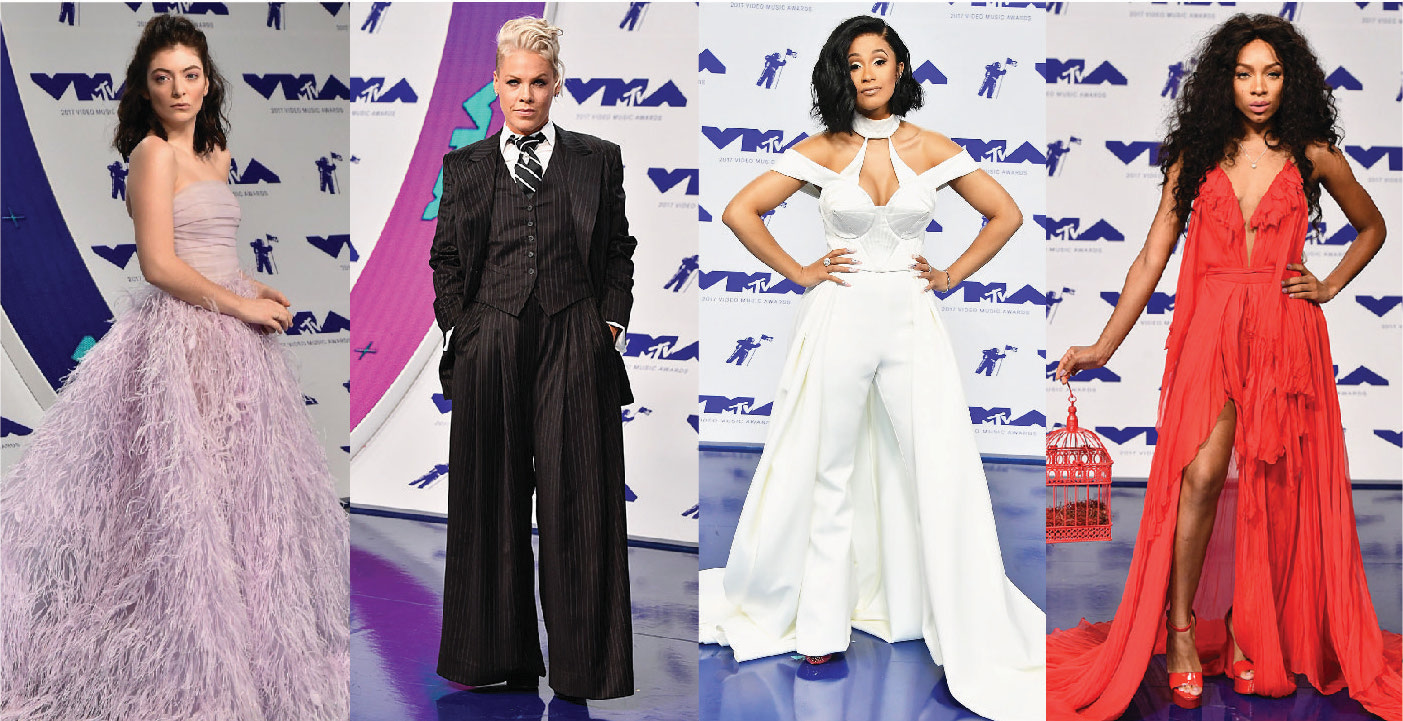 Our MVPs Of The VMAs: Fashion + Beauty