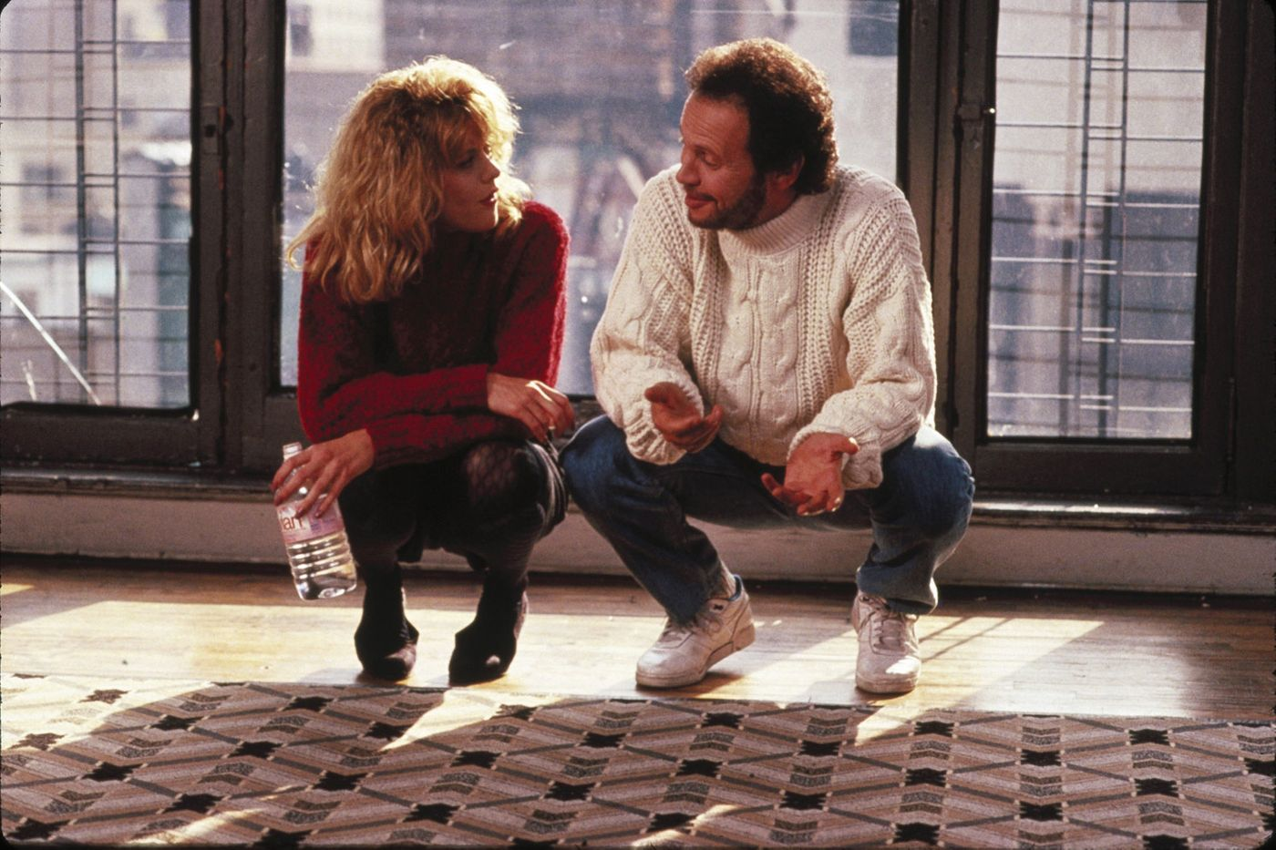 Movies Fall Fashion   When Harry Met Sally