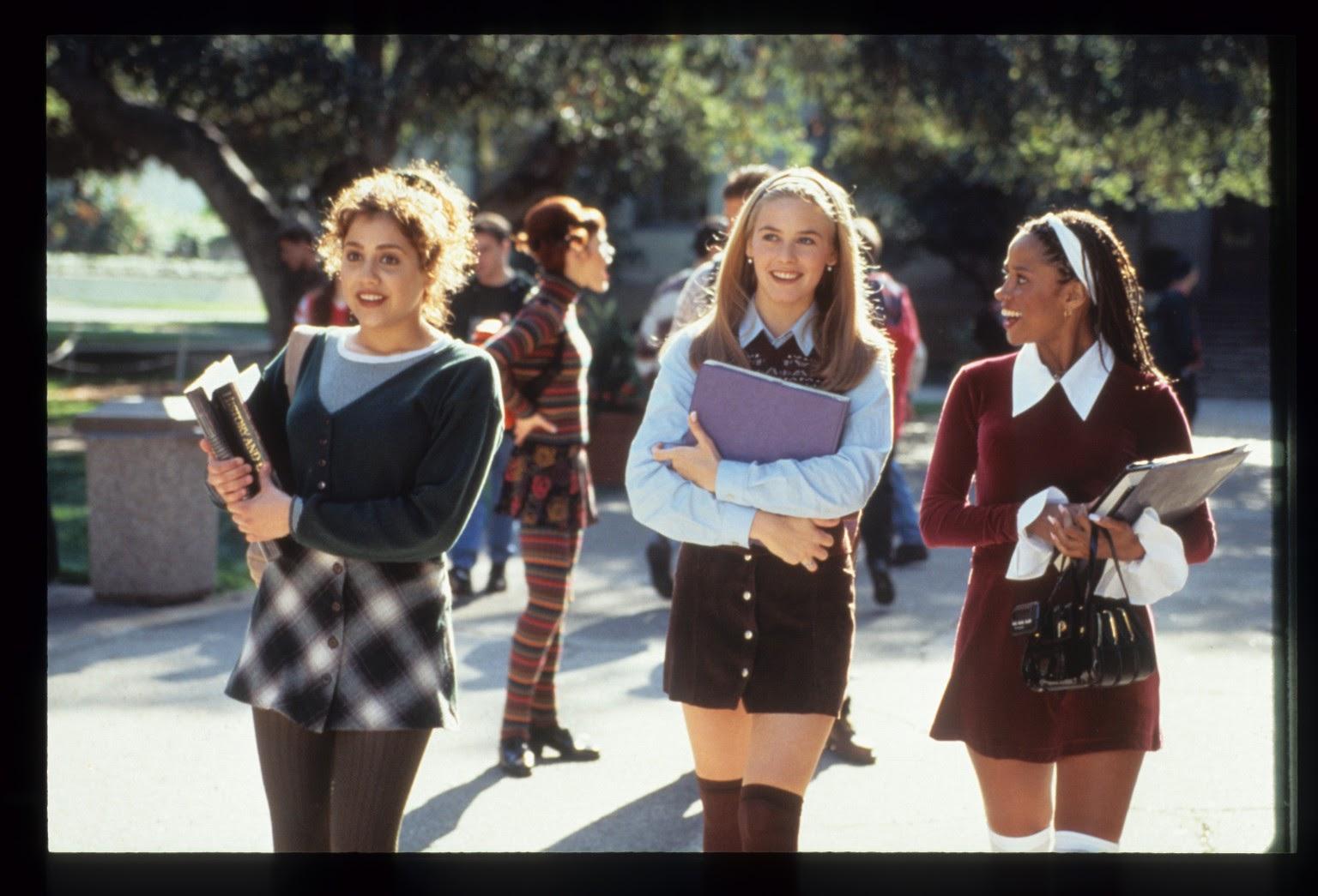 Movies Fall Fashion   Clueless