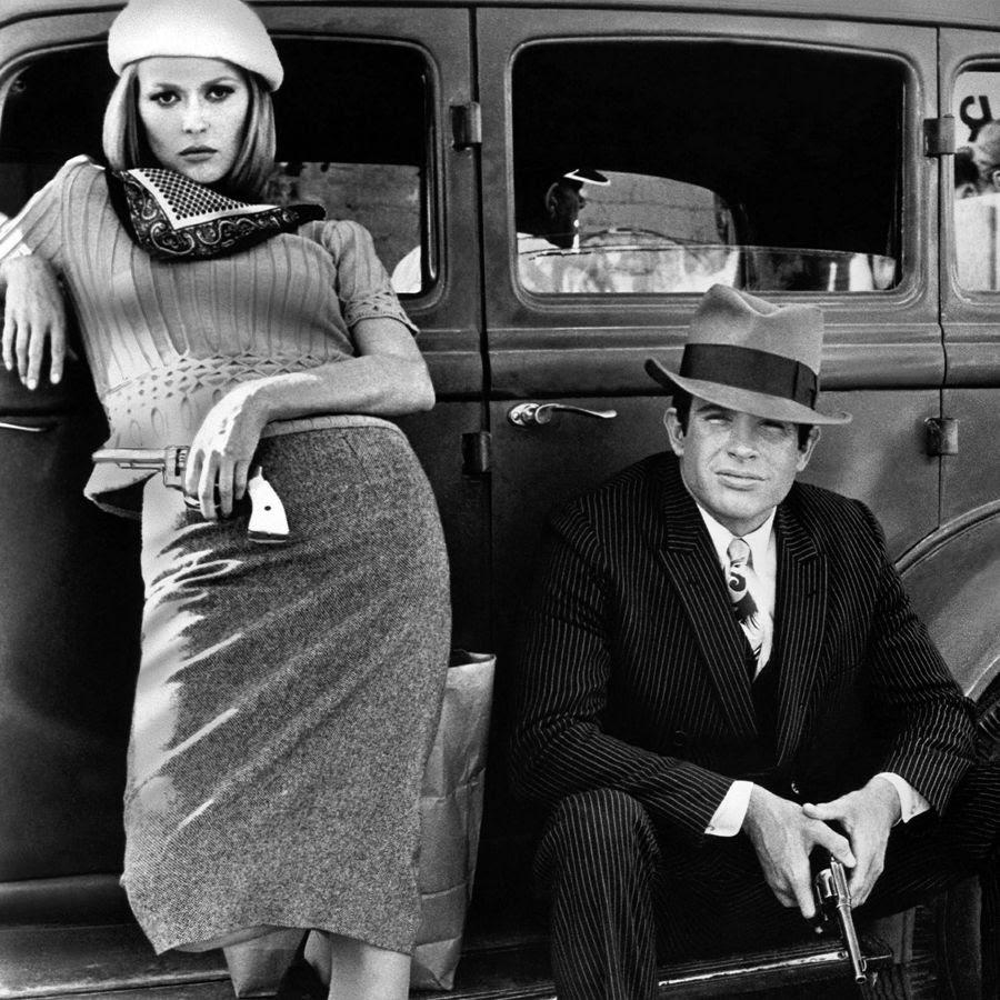Movies Fall Fashion   Bonnie & Clyde