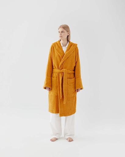 Tekla Fabrics Hooded Bathrobe